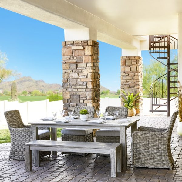 River City Grayhawk dining furniture