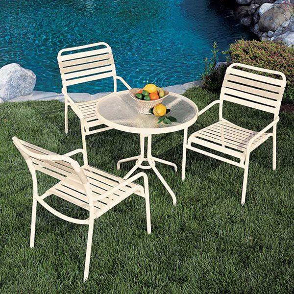 Kahana strap outdoor furniture collection