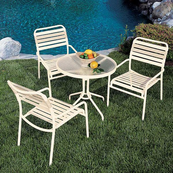 Kahana strap patio furniture collection