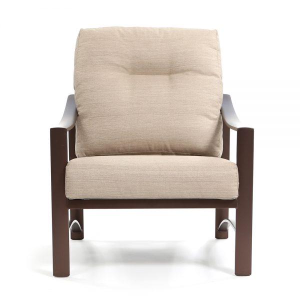 Tropitone Kenzo lounge chair front view
