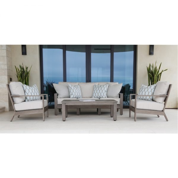 Laguna aluminum furniture collection