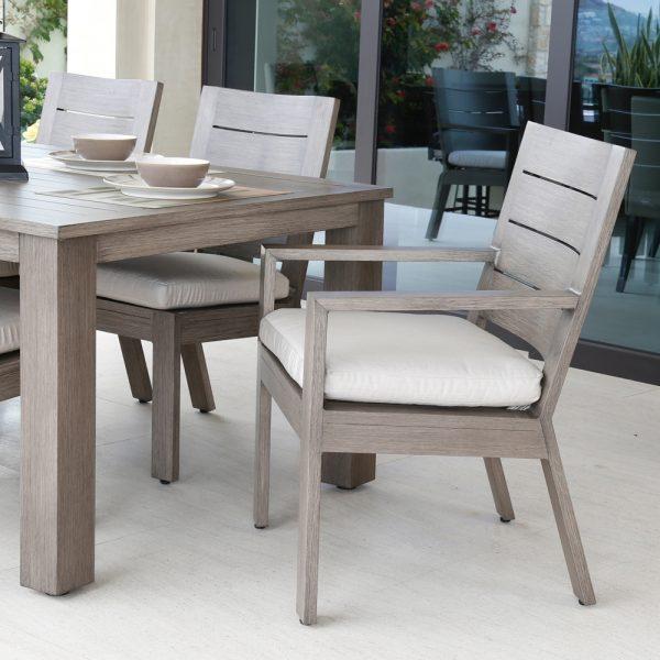Sunset West Laguna outdoor dining furniture