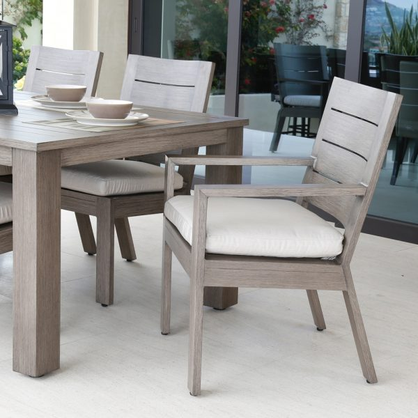 Sunset West Laguna aluminum patio furniture