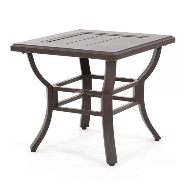 Sunvilla Laurel aluminum outdoor end table