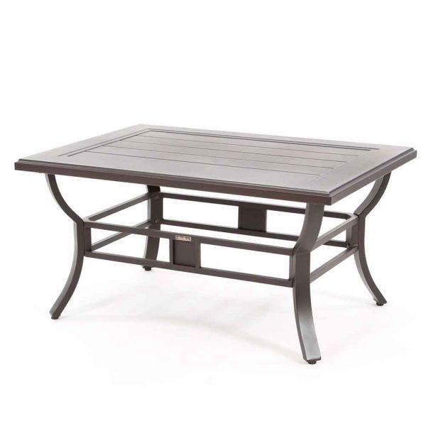 Sunvilla Laurel aluminum patio coffee table