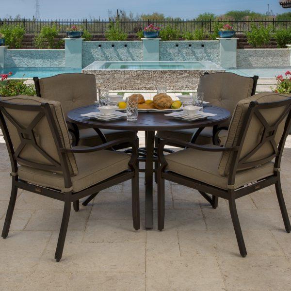 Sunvilla Laurel aluminum patio furniture