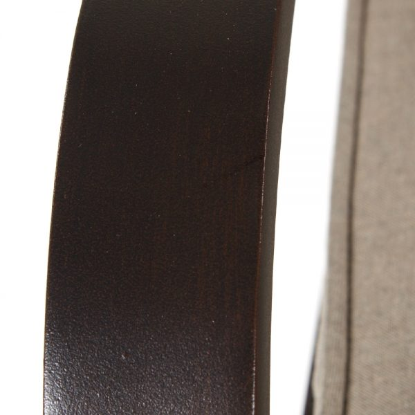 Sunvilla Laurel aluminum bar stool with a Copperhead finish