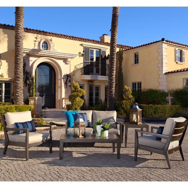 Ratana outdoor furniture
