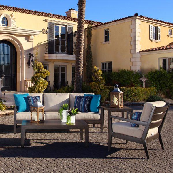 Ratana Lucia outdoor furniture collection