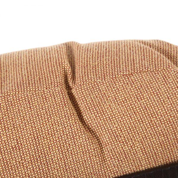 OW Lee Monterra Sunbrella Canyon Russet fabric detail