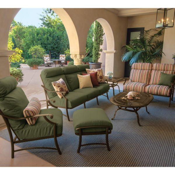 Tropitone aluminum outdoor furniture