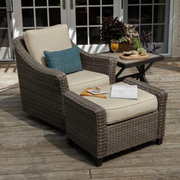 Apricity Oak Grove wicker patio furniture