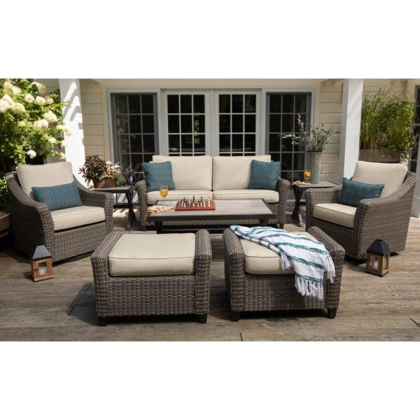 Oak Grove patio furniture collection