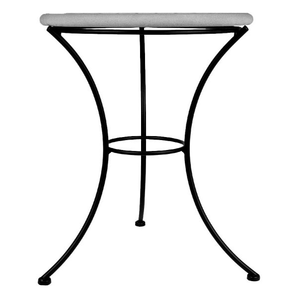 Neille Olson round plant table base