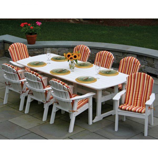 Portsmouth backyard dining furniture