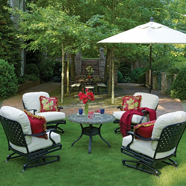 Provance cushioned outdoor furniture chat group