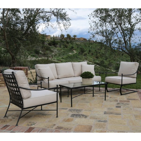 Sunset West wrought iron furniture