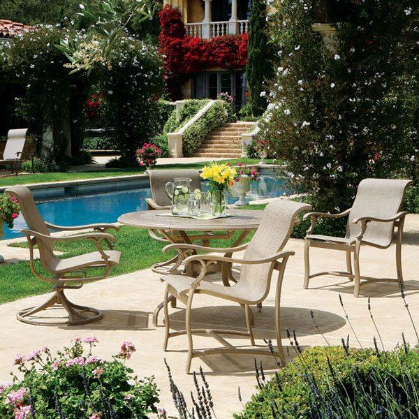 Ravello Sling patio furniture
