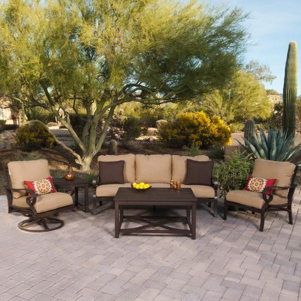 Sunvilla Riva patio furniture