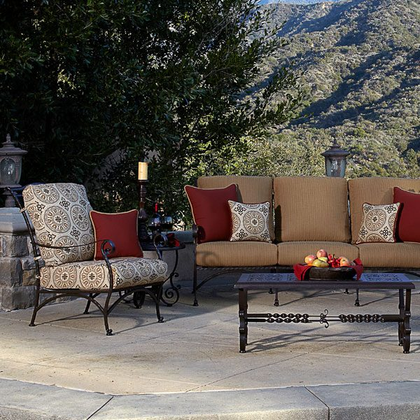 OW Lee San Cristobal Outdoor Deep Seating Furniture