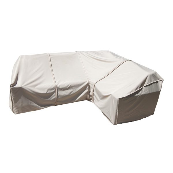 Treasure Garden sectional covers joined together