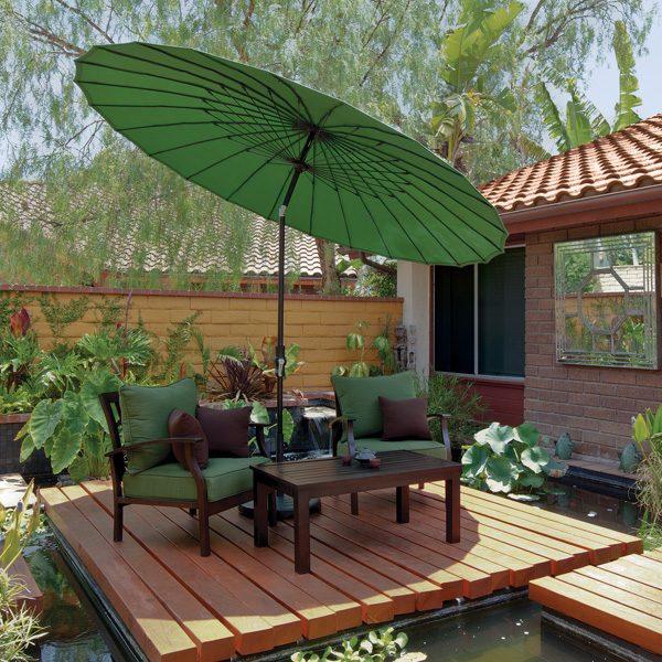 Treasure Garden Shanghai patio umbrella