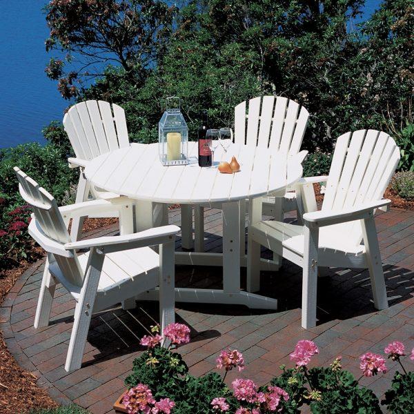 Adirondack Shellback dining set