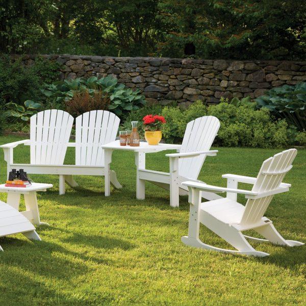 Seaside Casual shellback outdoor furniture