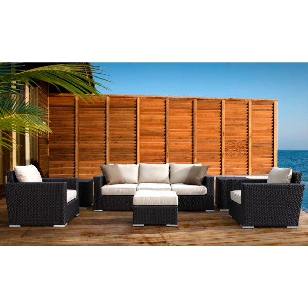 Solana wicker furniture collection
