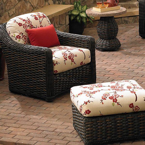 Lane Venture South Hampton wicker furniture