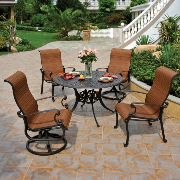 Hanamint St. Augustine outdoor furniture
