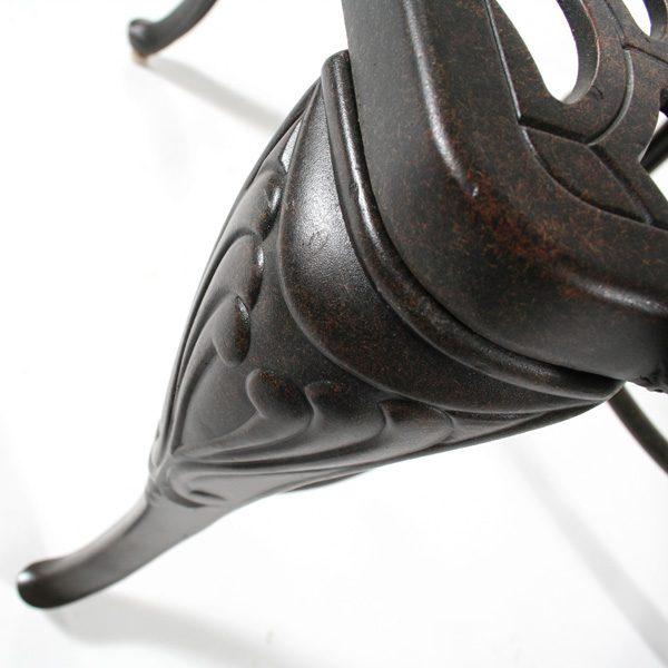 Hanamint Desert Bronze Frame Detail