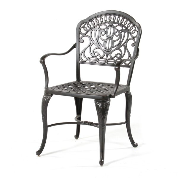 Tuscany Dining Chair With Arms
