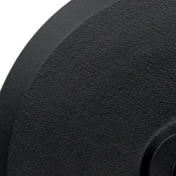 Umbrella base 50lb - Black top view close up