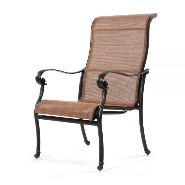 Valbonne sling dining chair