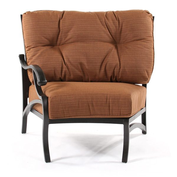 Mallin Volare right arm chair front view