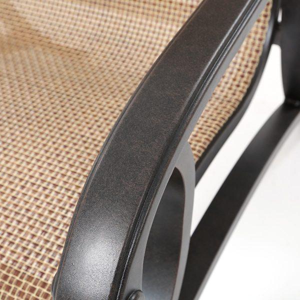 Mallin Volare sling Autumn Rust aluminum frame detail