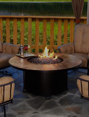 Casual Fireside