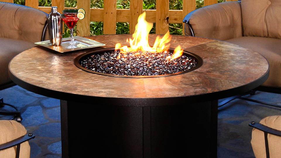 Casual Fireside 1