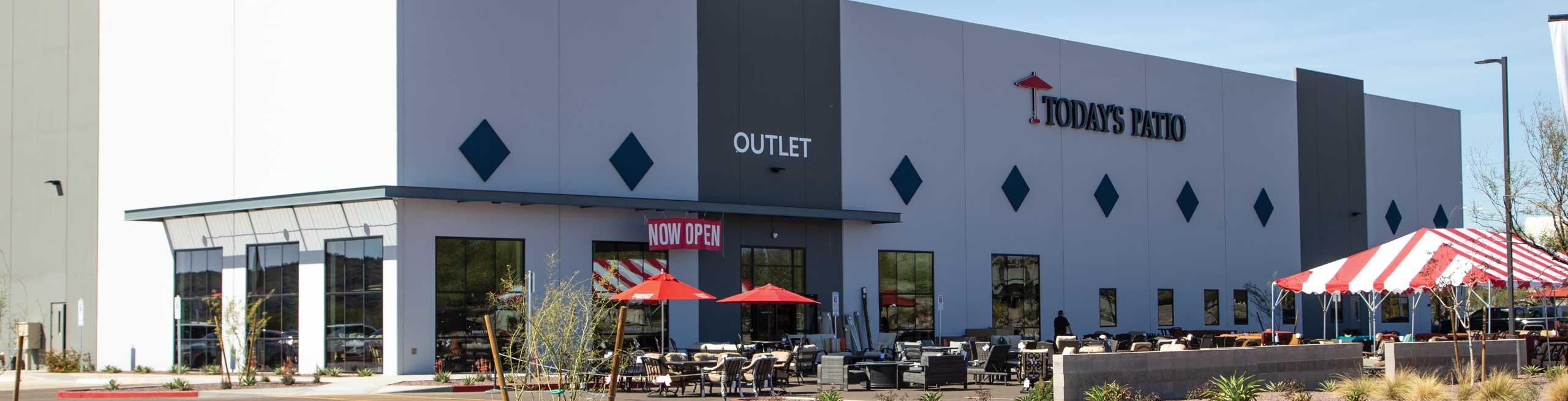 Lp Outlet Center