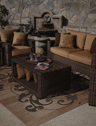 Montecito Wicker Collection