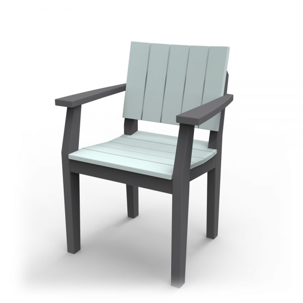 MAD dining arm chair