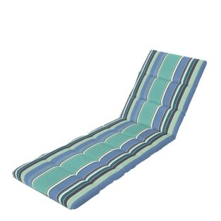 Sling or Strap chaise lounge cushion