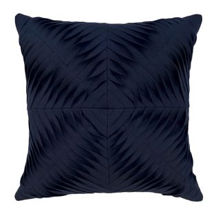 "Elaine Smith 20"" designer pillow - Dimension Navy"
