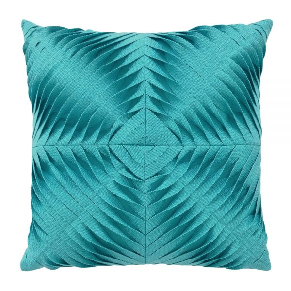 "Elaine Smith 20"" designer pillow - Dimension Aruba"