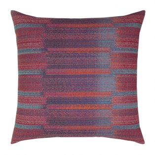 "Diverse Sunset 20"" square patio throw pillow from Elaine Smith"