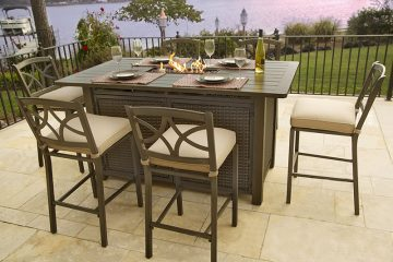 5 Pieces of Patio Furniture Perfectly Designed for Windy Backyards - Today's Patio