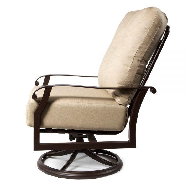 Cortland Sr Club Chair Side
