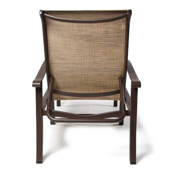 Cortland Sling Chaise Lounge Back