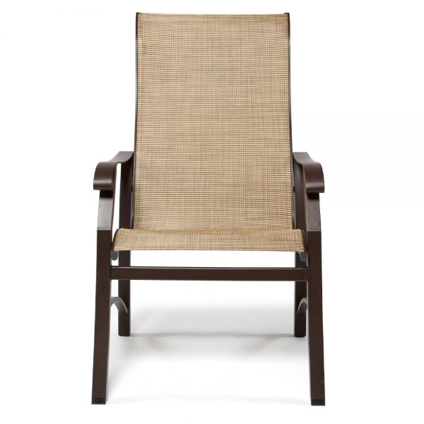 Cortland Sling Hb Dining Chair Front